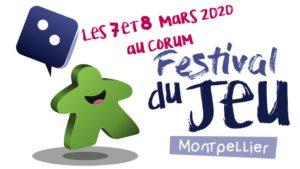 Festival du Jeu de Montpellier «Sortons Jouer!» 2020: les dates !