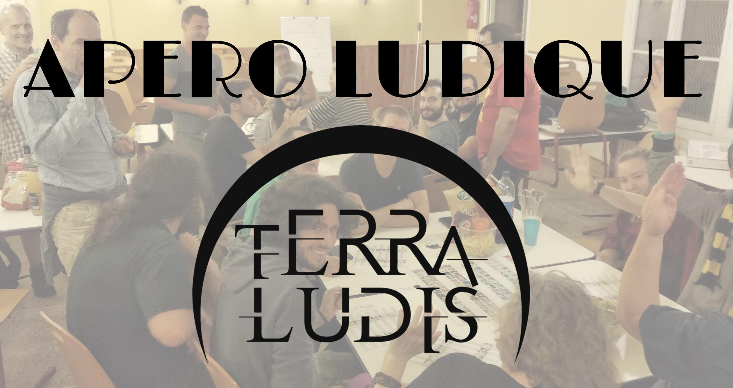 Apéro Ludique Terra Ludis + débriefing Nuit du Jeu le 11 novembre !